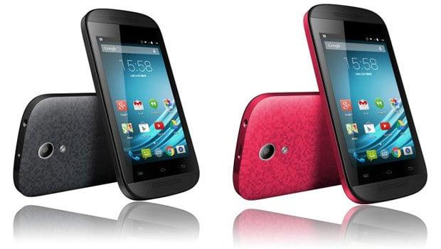 Logicom L-EMENT, 3G et Android KitKat