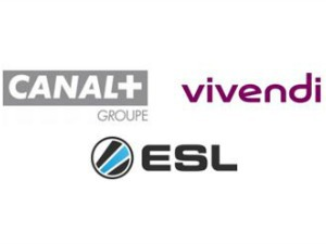 Partnership between Vivendi, Canal Group and ESL