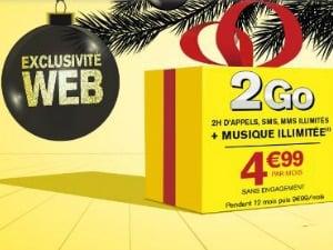 La Poste Mobile : 5€ de réduction avec PROMOMUSIC