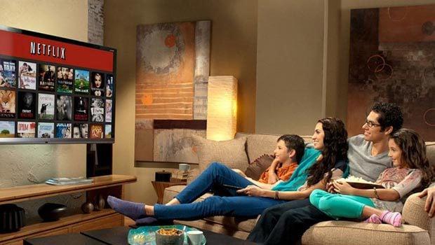 Netflix et les services de SVOD envahissent tous les écrans