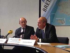 Bretagne THD déploie la fibre en zone d'initiative publique bretonne