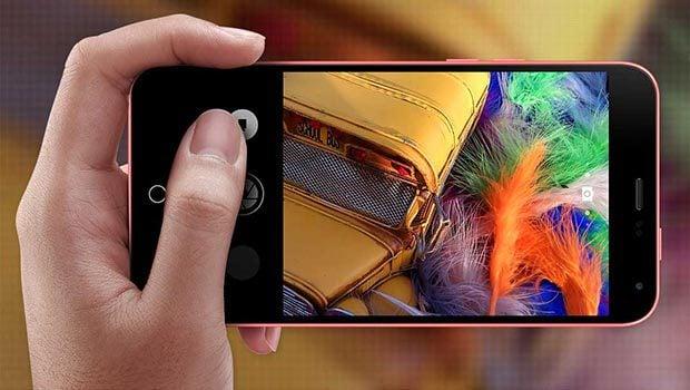 Meizu M1 Note disponible en 5 couleurs