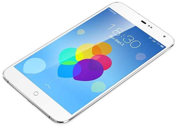 Meizu MX3 blanc