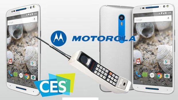 Motorola deviendra Moto by Lenovo