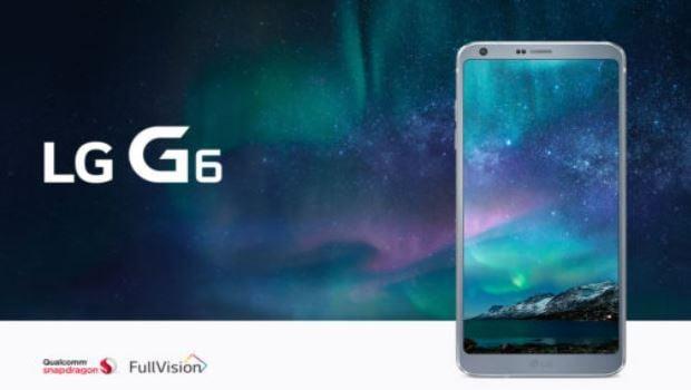 LG G6 borderless