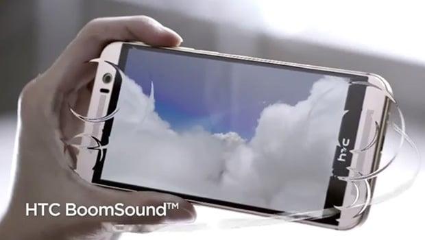 MWC 2015 HTC : des selfies et de la 4K