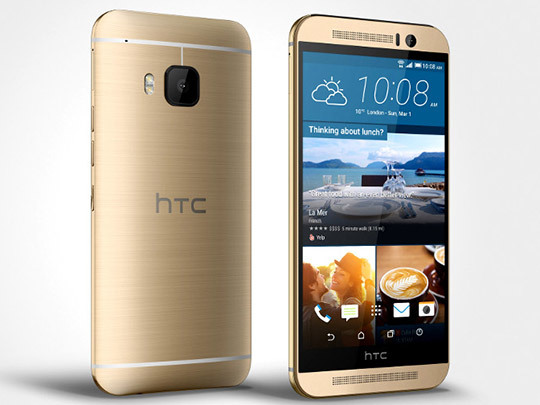 MWC 2015 HTC : le HTC One M9, Android 5, Snapdragon 810 et Adreno 430
