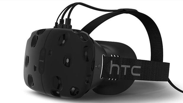 MWC 2015 HTC : le HTC Vive