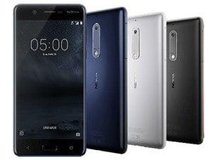 Mobile World Congress 2017 Nokia 5