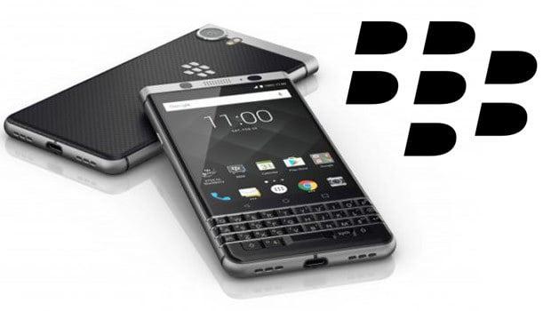 Blackberry KEYnote