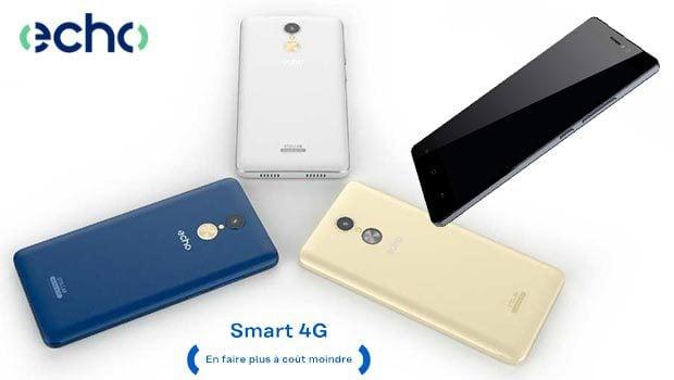 Echo smartphones