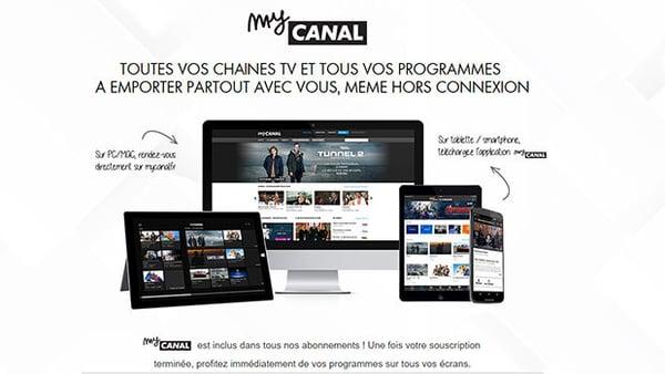 Profitez de tous vos programmes Canal en streaming en direct live ou replay sur canalplus.com ou via l'application myCANAL sur vos appareils Android et Apple