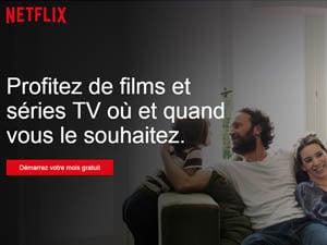 portabilité des contenus Netflix