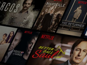 home page netflix