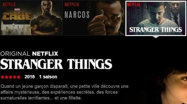 Stranger Things, succès de l'été de Netflix