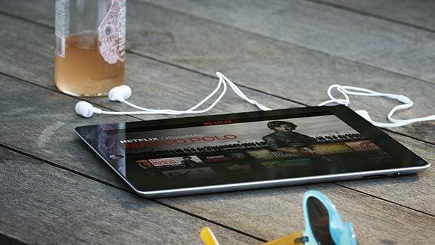 Netflix est disponible sur tous les écrans