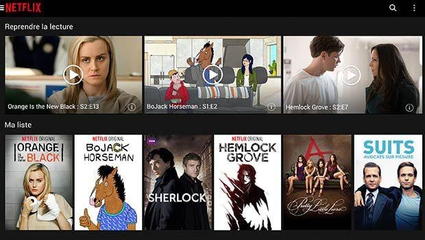 Netflix, les programmes s'enrichissent enfin