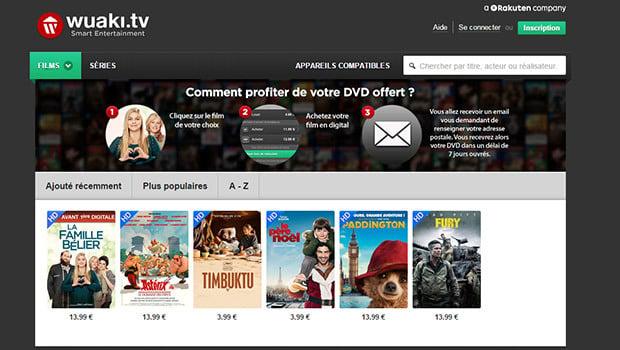 Wuakitv, un challenger pour CanalPlay et Netflix sur 2015