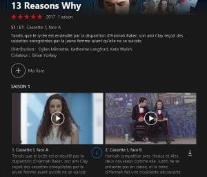 Netflix : le mode hors-connexion sur pc et tablettes windows 10