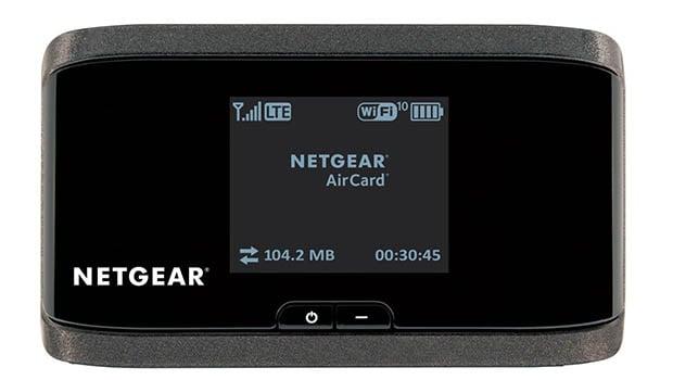 Le Netgear Aircard 4G