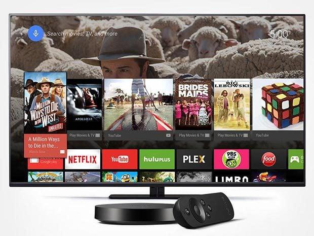 Nexus Player, pour que la télévision soit connectée