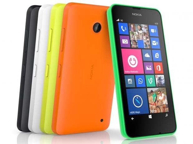 Nokia 630 : un APN 5 mégapixels au dos mais sans flash