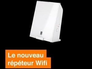 Relais wi-fi orange