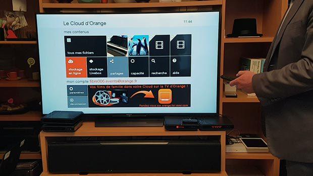 Nouvelle Livebox 4 mais interface reconnaissable
