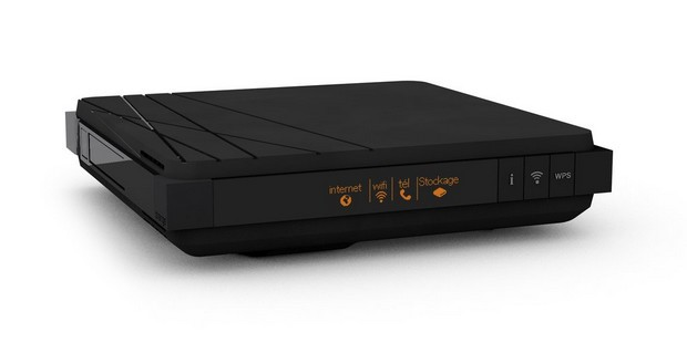 La nouvelle Livebox UHD d'Orange