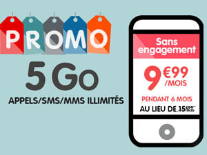 nrj mobile promo 5go