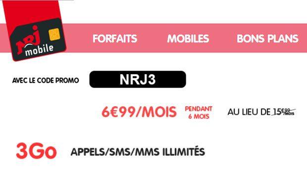 NRJ Mobile'
