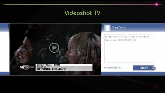 Le décodeur TV SFR avec Google Play et sa télécommande