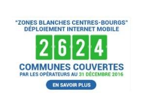 La fédération française des télécoms et les zones blanches