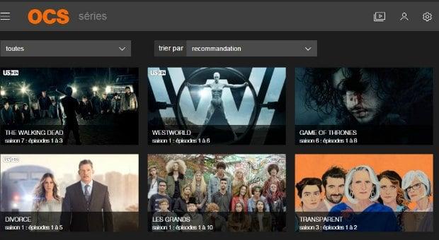 OCS : les séries HBO en exclusivité