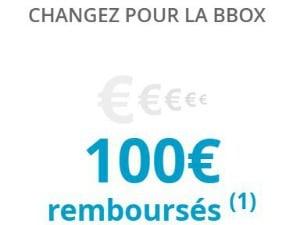 100€ remboursés pour Bbox Miami