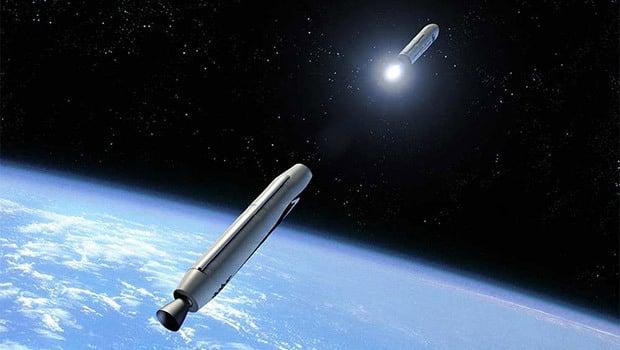 Virgin Galactic sera la solution de lancement des satellites du programme OneWeb