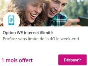 La 4G en illimité à 5€/mois chez Bouygues