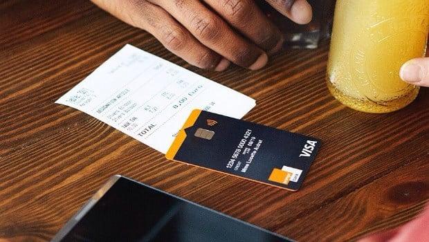 Paiement NFC avec l'application Orange Bank