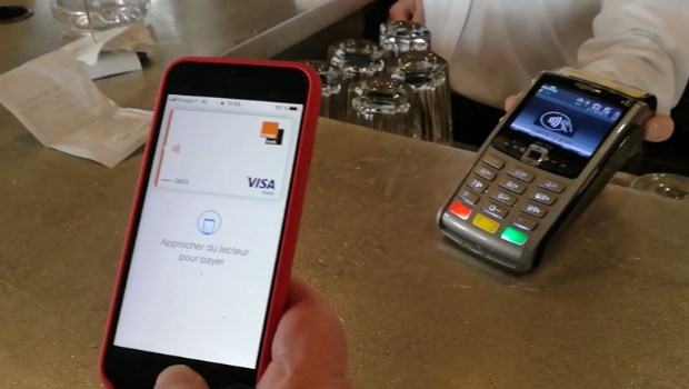 Paiement NFC Orange Bank