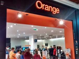 Lancement d'Orange Bank à Rennes