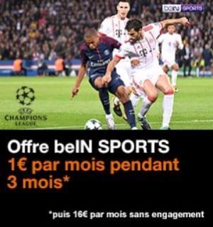 Bein Sports presque gratuit chez Orange pendant trois mois