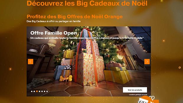 Big Noël chez Orange'