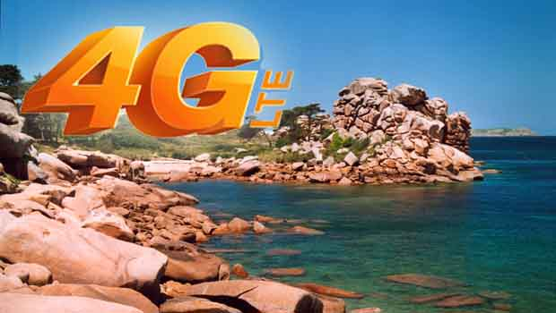 La Bretagne en mode Orange 4G