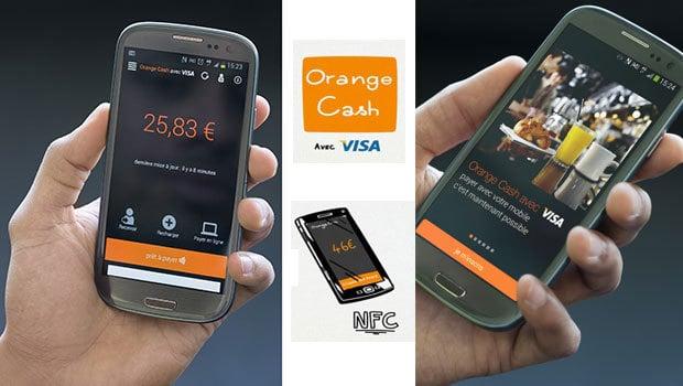 Orange Cash, une interface simple pour un usage intuitif