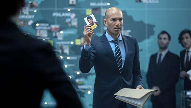 Orange et Zinedine Zidane, partenaires de l'Euro 2016