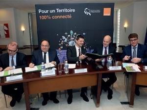 Orange va fibrer le département du Territoire  de Belfort d'ici fin 2022