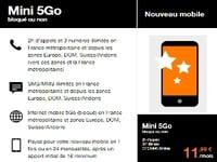 Orange Mini 2H + 5Go