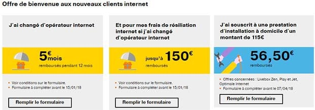 Fibre Orange : les bons plans