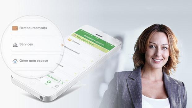 Groupama Banque posséde aussi des applications et services en ligne performants