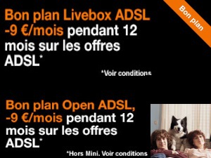 Orange Fibre promotion -19€ mois